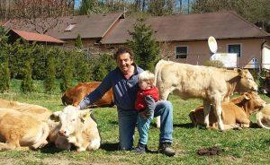 Biodinamična kmetija Černelič z zmago na natečaju Rural Inspiration Awards 2020