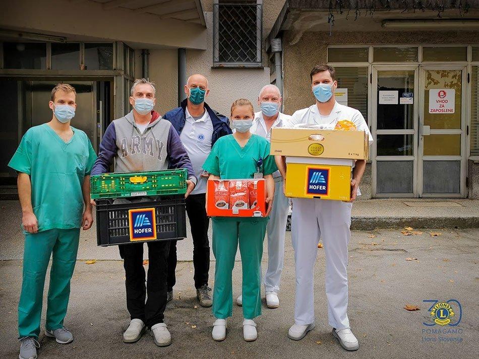 Donacija Hofer SBC-LK Celje Keleia