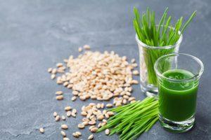 Pšenična trava sok