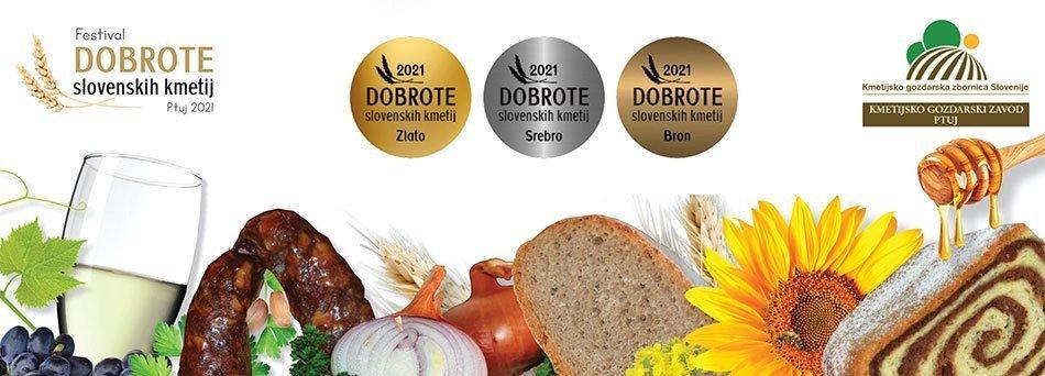Dobrote slovenskih kmetij
