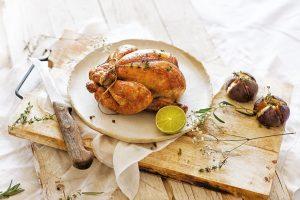 Pečen piščanec
