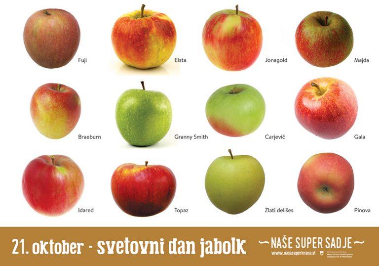 Vrste jabolk
