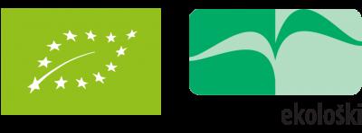 Logotip ekološki certifikat