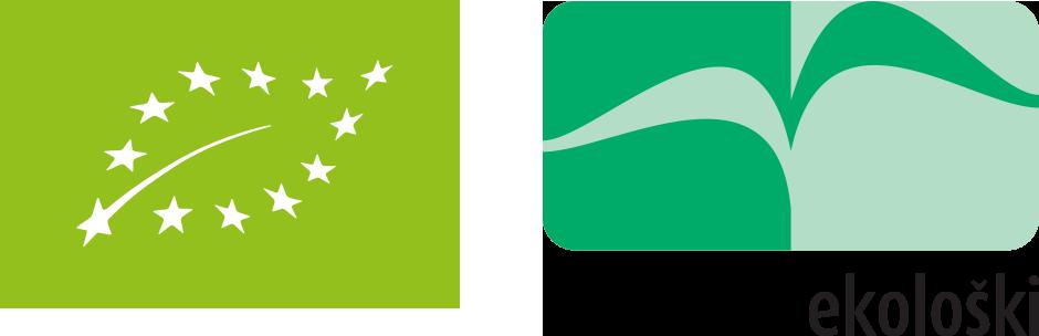 Slovenski pridelovalci in predelovalci prehrambenih proizvodov s certifikatom ekološki